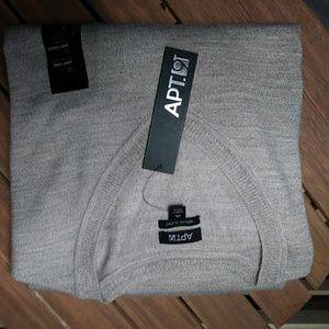 Apt. 9 Men's Sweater New